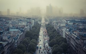 Pollution Paris, plan Hidalgo 2020