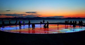 Greetings To The Sun, Nikola Basic, Zadar, Croatie