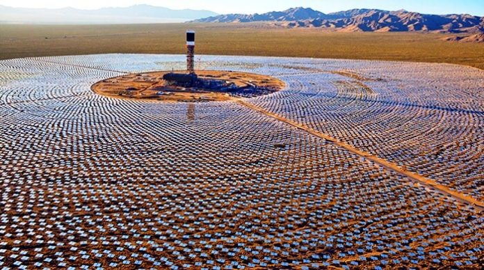 centrale solaire Noor, Maroc