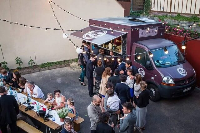 Le Camion Gourmand, food truck