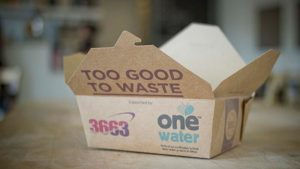 doggy bag, restaurant, gaspillage alimentaire