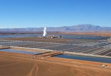 Noor, Centrale solaire, Maroc