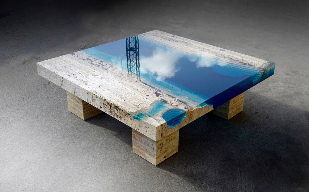 La Table, Lagoon