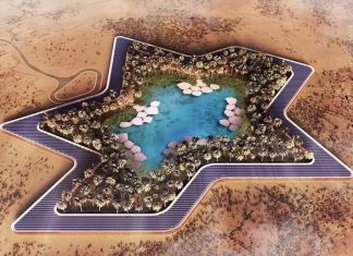 Oasis Eco Resort, Dubaï