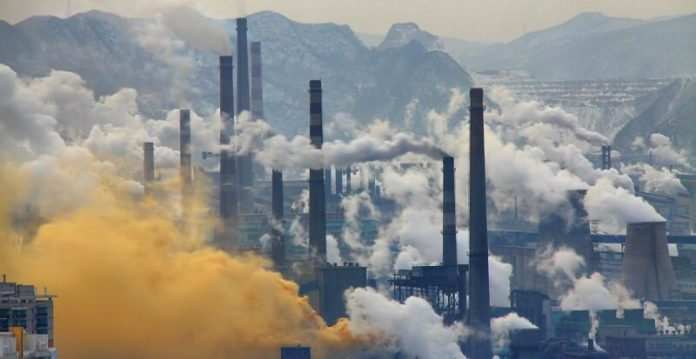 Pollution, Chine
