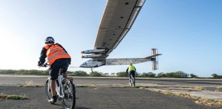 Solar Impulse 2, départ de Hawai le 15 avril
