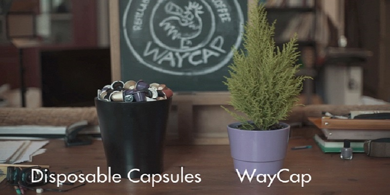 WayCap, Capsule durable, Recyclage