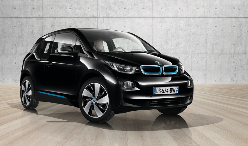 bmw i3 33 kwh et 300 km d autonomie pour l dition 2017 de la citadine. Black Bedroom Furniture Sets. Home Design Ideas