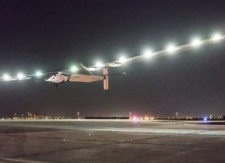 Solar Impulse Arizona