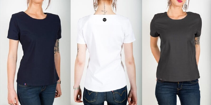 T-shirt propre, Collection femme