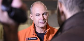 Interview de Bertrand Piccard, Solar Impulse 2