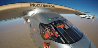 Solar Impulse, Abu Dhabi