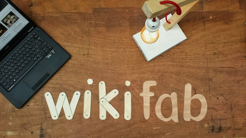 WikiFab : le Wikipedia du DIY et du bricolage Made in France