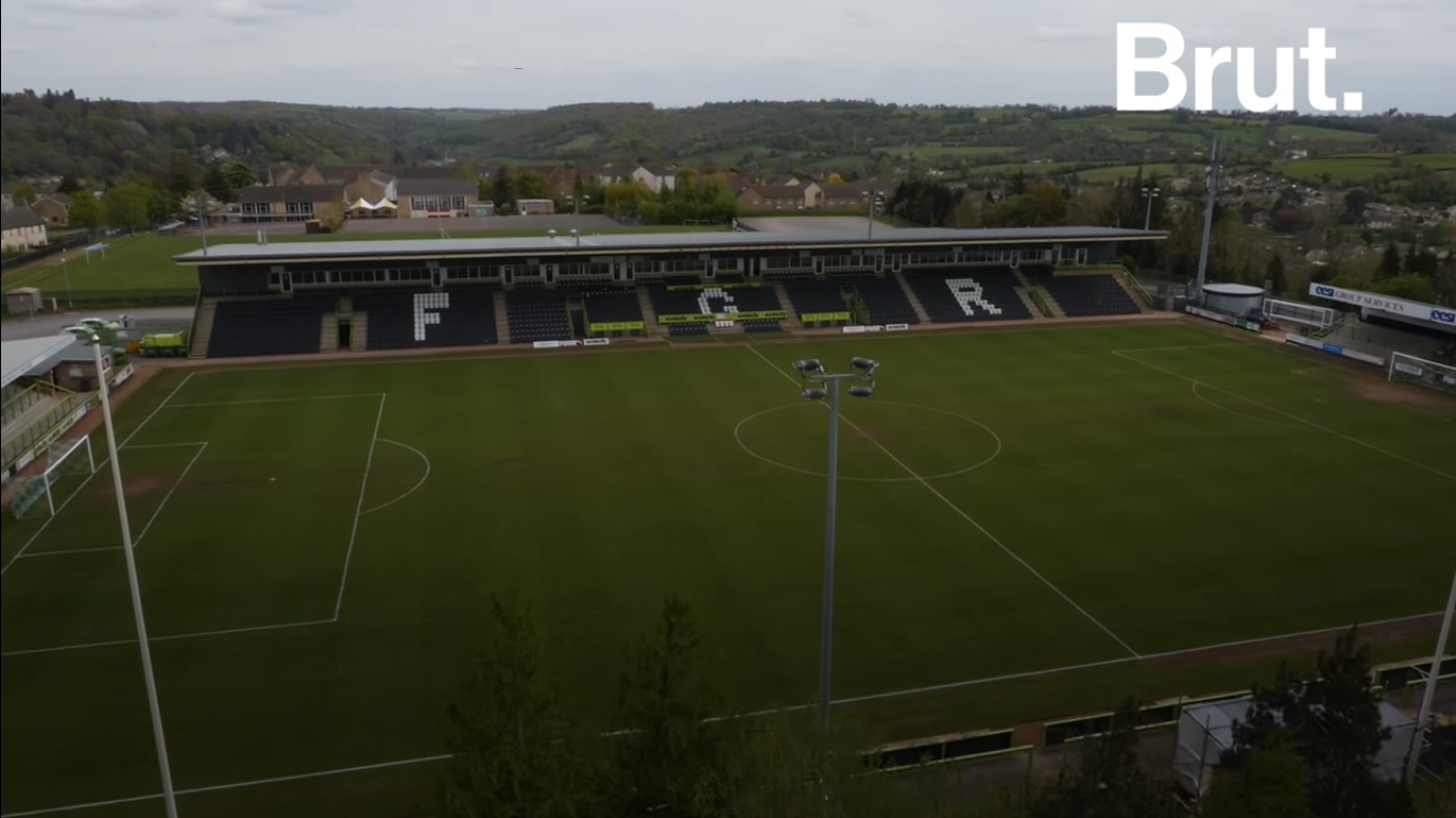Forest Green Rovers FC : le club de football le plus ...